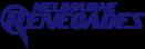 Logo Melbourne Renegades